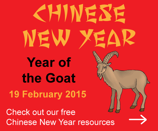 Check out our Chinese New Year resources