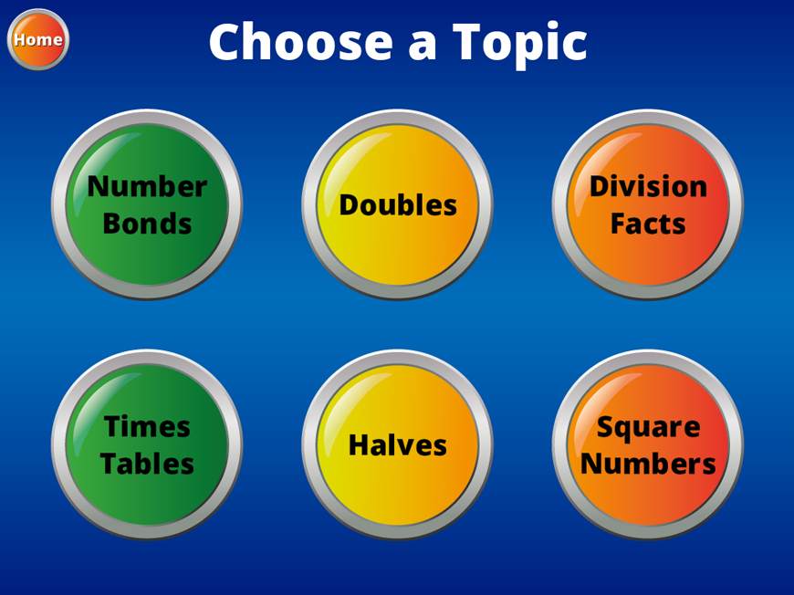 Hit the Button - Choose a Topic