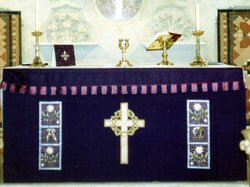 Front of the Altar