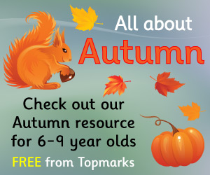 Check out our 'All about Autumn' resources