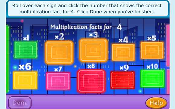 Featured Game: Multiplication