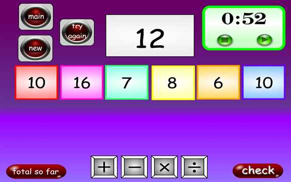 Featured Resource: Countdown Game