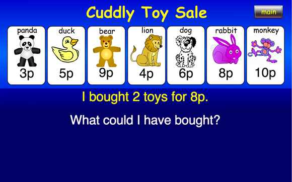 Featured Resource: Cuddly Toy Sale
