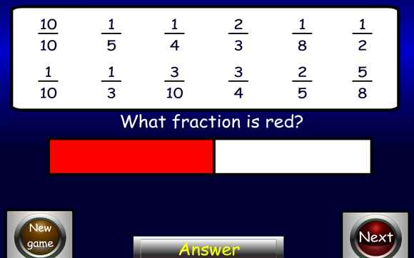 Featured IWB: Fractions Bingo