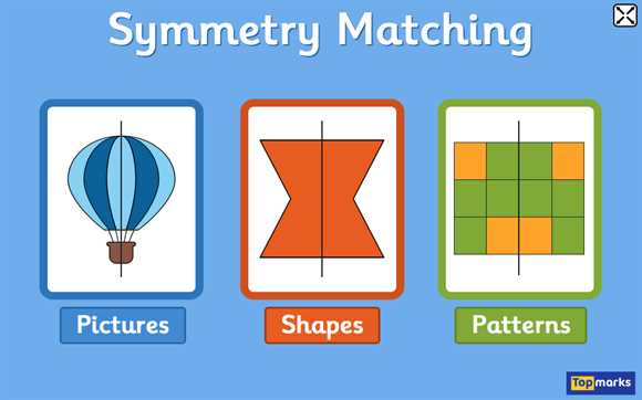Featured Resource: Symmetry Matching