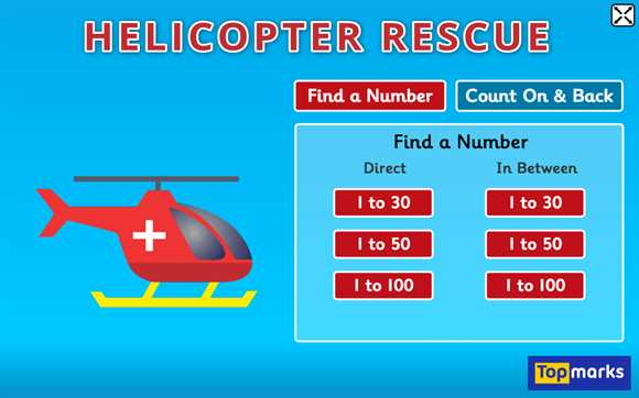 Featured Game: Helicopter Rescue