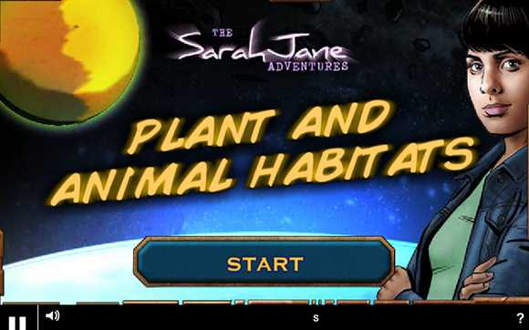 Featured Game: Plant and Animal Habitats