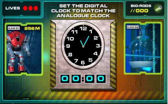 Featured Game: Time