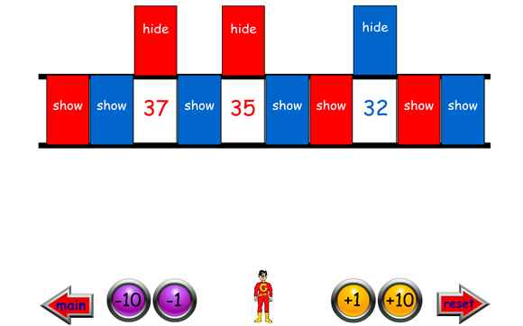 Featured IWB: Counting Stick