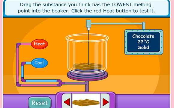 Featured Resource: Solids and Liquids