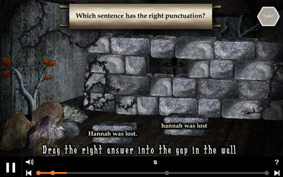 Featured Game: Sentences