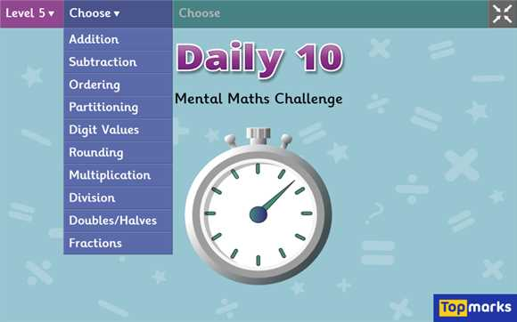 Featured Resource: Daily 10