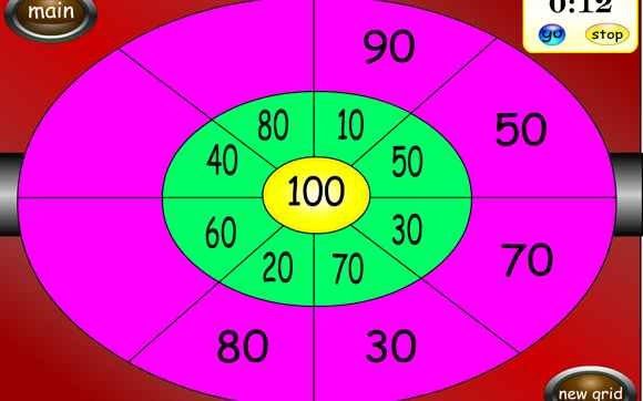 Featured Resource: Dartboard Centre Total
