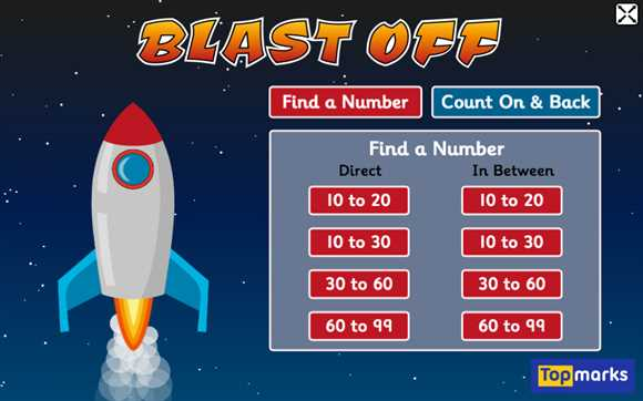 Featured Game: Blast Off