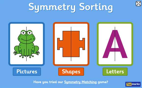 Featured Resource: Symmetry Sorting