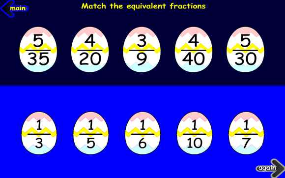 Featured Resource: Egg Fractions